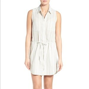 JUST IN PAIGE Yvonne Shirt Dress